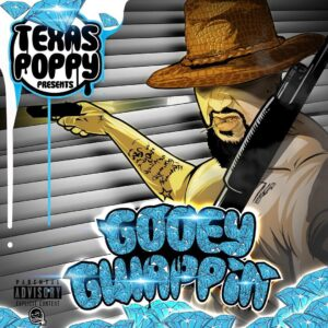 GOOEY GWAPPIN drip tape album art