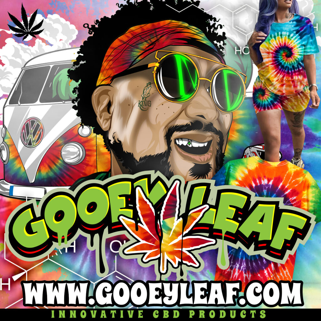 GOOEY LEAF CBD PRODUCTS