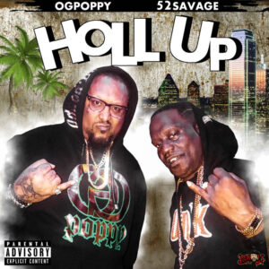 Holl Up artwork