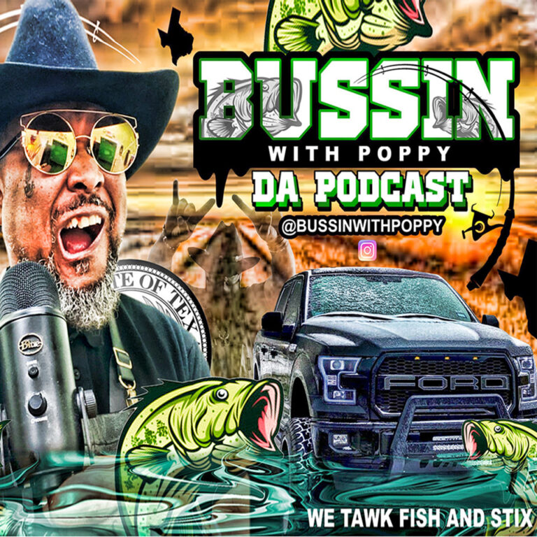 bussin podcast front page icon